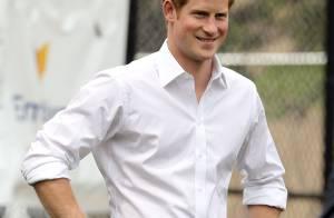 Príncipe Harry pode se casar com a namorada, Cressida Bones, antes do imaginado