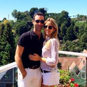 Ticiane Pinheiro se derrete pelo namorado: 'Vida, amor e cumplicidade'