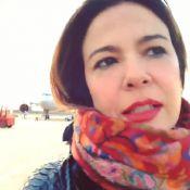 Avião com Luciana Gimenez a bordo faz pouso de emergência nos EUA: 'Um horror'
