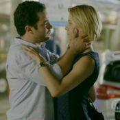 'Em Família': Felipe passa dos limites e beija Silvia (Bianca Rinaldi)