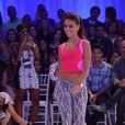 Paloma Bernardi diz que mantém a forma com boa alimentação, dança e academia