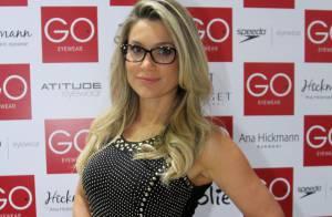 Flávia Alessandra vai descansar imagem após término de 'Além do Horizonte'
