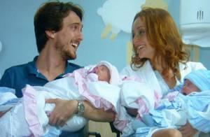 Último capítulo de 'Além do Horizonte': Marcelo e Priscila têm quatro filhos