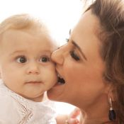 Guilhermina Guinle fala sobre a filha, Minna, de 7 meses: 'Usa roupas de 1974'