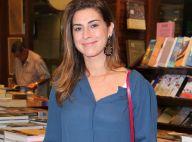 Fernanda Paes Leme e famosos vão a lançamento do livro de Luis Erlanger, no RJ