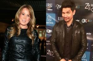 Após oficializar divórcio, Zilu Camargo começa romance com sertanejo