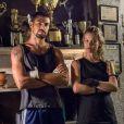 Cauã Reymond e Karen Junqueira vão viver um romance na série 'O Caçador'