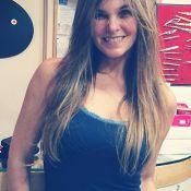 Cristiana Oliveira comenta boa forma: 'Tão magra quanto há 20 anos'