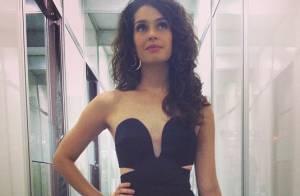 De volta à TV, Maria Flor alonga os cabelos para seu personagem em 'O rebu'