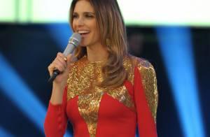 Fernanda Lima diz que está satisfeita no 'SuperStar': 'Gente careta e covarde'