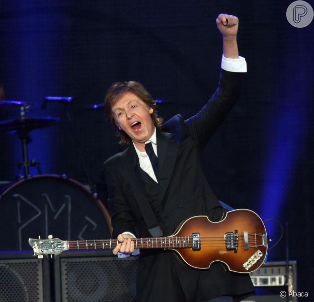 Paul McCartney cancela shows no Japão para se tratar de virose (20 de maio de 2014)