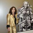 Betty Faria prestigiou o retorno de Erasmo Carlos aos palcos após a morte do filho