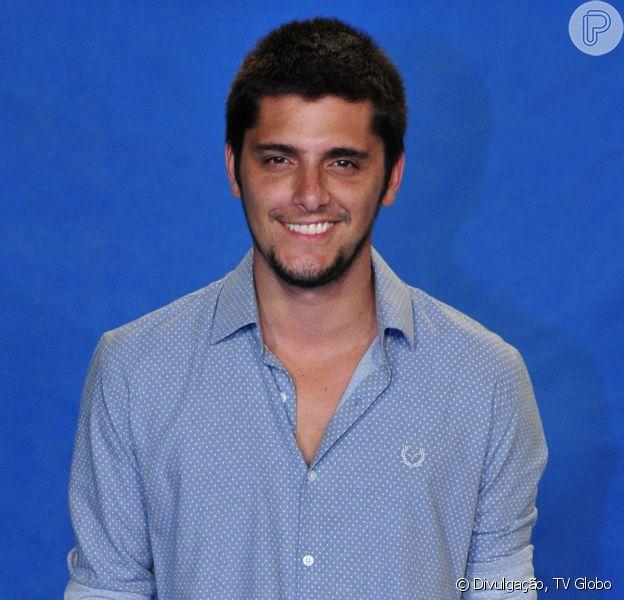 Bruno Gissoni disse que quer ter mais de um filho