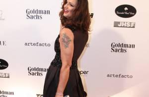 Luiza Brunet confirma que está solteira: 'Por enquanto!'