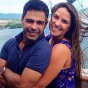 Namorada de Zezé Di Camargo, Graciele Lacerda se declara no Instagram: 'Te amo'