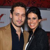 Rodrigo Andrade anuncia casamento com a namorada, Joyce: 'Daqui um mês'