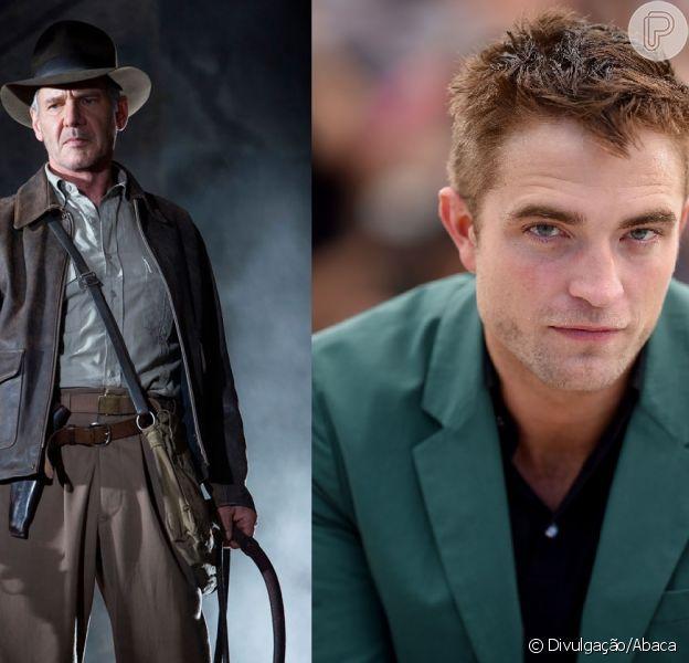 Robert Pattinson é cotado para protagonizar novo filme de 'Indiana Jones'