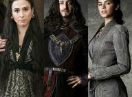 'Deus Salve o Rei': um dia depois do casamento, Lucrécia vê Rodolfo com Catarina