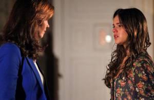 'Em Família': Helena briga com Luiza e acaba com jantar de noivado da filha