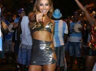 Sabrina Sato comemora seus 37 anos sambando em ensaio de Carnaval