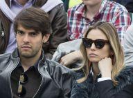 Kaká e Carol Celico não assumem separação por causa de contrato, diz jornal