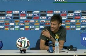 Neymar está ansioso para estreia na Copa: 'Que o dia de hoje passe rápido'