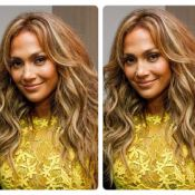 Jennifer Lopez usou vestido presenteado por Claudia Leitte em recepção da Copa