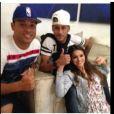 Depois de sair do hotel, Bruna e Neymar seguiram para uma festa na casa do zagueiro da seleção brasileira, Thiago Silva