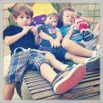 Dado é pai de três filhos: João Valentim, Eduardo e Maria Flor