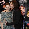 Atualmente, o ator é casado com a produtora Juliana Volner, com quem tem Maria Flor