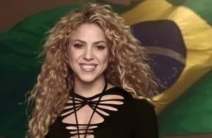 Shakira torce pela Seleção Brasileira em jogo contra Camarões: 'Brasil!'