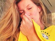 Gisele Bündchen, Carolina Dieckmann e mais famosos vibram pela vitória do Brasil