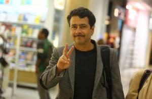 Marcos Palmeira, de volta à TV em 'O Rebu', fala sobre a filha: 'Prioridade'