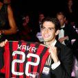 Após deixar o Brasil, Kaká atuou na Europa por 11 anos