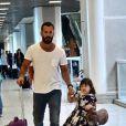 Malvino Salvador é pai de Sofia, de 5 anos