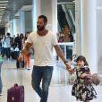 Malvino Salvador será pai novamente, de uma menina, fruto do namoro com a lutadora Kyra Gracie