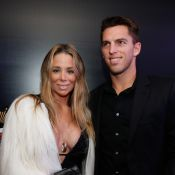 Danielle Winits está grávida de seu primeiro filho com Amaury Nunes