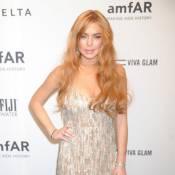 Lindsay Lohan, Heidi Klum e outras famosas brilham em baile de gala beneficente