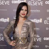 Jessika Alves bebeu taça de vinho para posar nua para a 'Playboy': 'Muito frio'