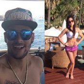 Neymar e ex-affair, Patrícia Jordane, passam férias em Ibiza:'Estamos solteiros'