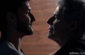 'Império': beijo entre Klebber Toledo e José Mayer é cortado de novela