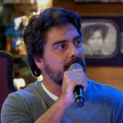 Junno Andrade recebe ajuda da namorada, Xuxa, na carreira: 'Sempre dá dica'
