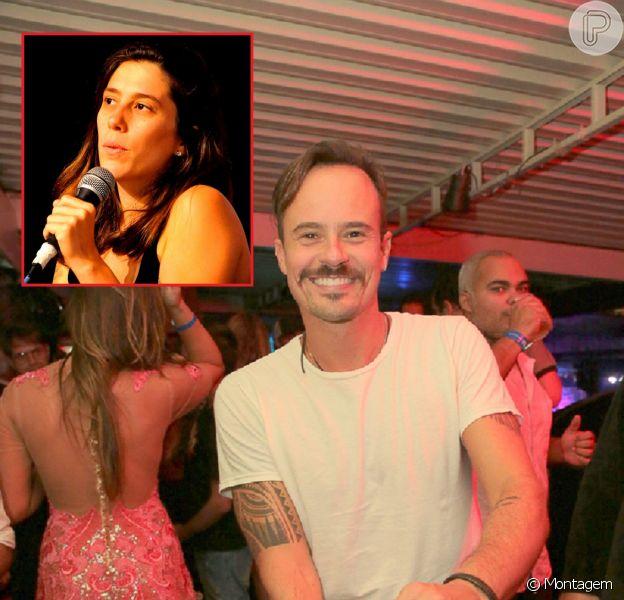 Noa Bressane nega viver romance com Paulinho Vilhena. 'É meu amigo há anos', garante a diretora de 'Malhação'