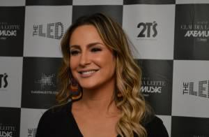 Claudia Leitte nega mudança para o RJ: 'Meu lar é em Salvador e não vai mudar'
