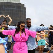 Kanye West e Kim Kardashian querem comprar uma casa de veraneio no Brasil