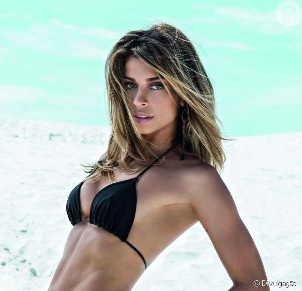 Grazi Massafera afirma à revista portuguesa 'Lux' que só aceitou posar para a 'Playboy' por causa do dinheiro (22 de agosto de 2014)