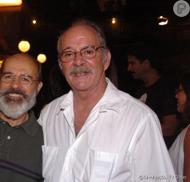 Cláudio Marzo é internado na Clínica São Vicente, no Rio de Janeiro, em 11 de fevereiro de 2013