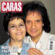 Roberto Carlos prometeu à Maria Rita que não se envolveria novamente com outra mulher