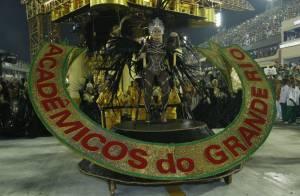 Susana Vieira, Christiane Torloni e famosos brilham em desfile da Grande Rio