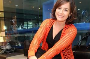 Regiane Alves faz 36 anos após nascimento do seu primeiro filho, João Gabriel